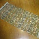 Kilim rug flat weaving wall hanging entry carpet tapis Turc teppiche kelim 18