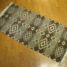 Kilim rug flat weaving wall hanging entry carpet tapis Turc teppiche kelim 39
