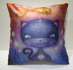 Cat design pillow cushion home decor modern decoration sofa cover throw 44