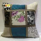 patchwork pillow cushion cover home decor modern decoration sofa throw mod 55