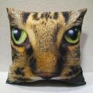 Africa tiger pillow cushion home decor modern decoration sofa cover throw 37