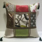 patchwork pillow cushion cover home decor modern decoration sofa throw mod 61