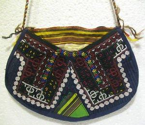 Vintage bag embroidery bag suzani fabric antique Turkish bag vintage purse c 022