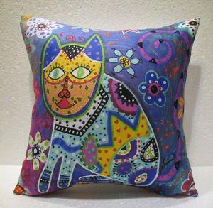 Cat design pillow cushion home decor modern decoration sofa cover throw 35