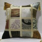 patchwork pillow cushion cover home decor modern decoration sofa cover throw 05