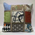 patchwork pillow cushion cover home decor modern decoration sofa cover throw 14