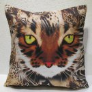 Africa tiger pillow cushion home decor modern decoration sofa cover throw 51