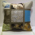 patchwork pillow cushion cover home decor modern decoration sofa throw mod 49