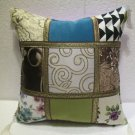 Home decor pillows patchwork cushion cover modern decoration sofa throw mod 92