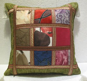 Home decor pillows patchwork cushion cover modern decoration sofa throw mod 121