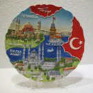 Hagia sophia blue mosque SultanAhmet camii The Maiden's Tower Turkish ceramic 7