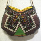 Vintage bag embroidery bag suzani fabric antique Turkish bag vintage purse c 049
