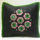 Handmade Turkish pillow nomadic gypsy hippie style cushion cover tribal ys 2
