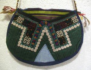 Vintage bag embroidery bag suzani fabric antique Turkish bag vintage purse c 026