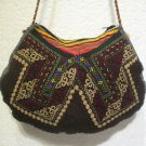 Vintage bag embroidery bag suzani fabric antique Turkish bag vintage purse c 050