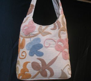 Emroidery Suzani bag, textile purse, shoulder bag, Damentaschen, fine bag s 27