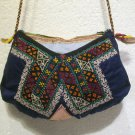 1 of a kind Turkoman emroidery Suzani bag turkish embroidery fine suzani bag 043