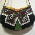 Vintage bag embroidery bag suzani fabric antique Turkish bag vintage purse c 046