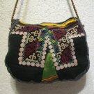 Vintage bag embroidery bag suzani fabric antique Turkish bag vintage purse c 047