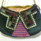 Vintage bag embroidery bag suzani fabric antique Turkish bag vintage purse c 011