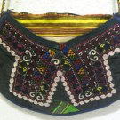 Vintage bag embroidery bag suzani fabric antique Turkish bag vintage purse c 014