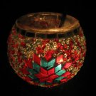 Moroccan Lantern, Table lamp, Turkish Lamp, Night Shade, Mosaic Candle holder 32