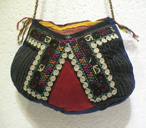 Vintage bag embroidery bag suzani fabric antique Turkish bag vintage purse c 054