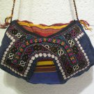 Vintage bag embroidery bag suzani fabric antique Turkish bag vintage purse c 055