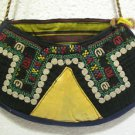 Vintage bag embroidery bag suzani fabric antique Turkish bag vintage purse c 017