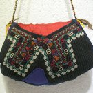 1 of a kind Turkoman emroidery Suzani bag turkish embroidery fine suzani bag 035