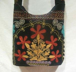 Emroidery Suzani bag, textile purse, shoulder bag, Damentaschen, fine bag n: 2