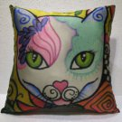 Modern art pillow cushion home decor modern decoration sofa cover throw 53