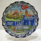 Hagia sophia blue mosque SultanAhmet camii The Maiden's Tower Turkish ceramic 3