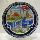 Hagia Sophia The Maiden's Tower handmade wall hanging decorative plate tile 1