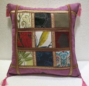 Home decor pillows patchwork cushion cover modern decoration sofa throw mod 105