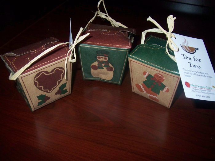 Tea for Two Holiday Box