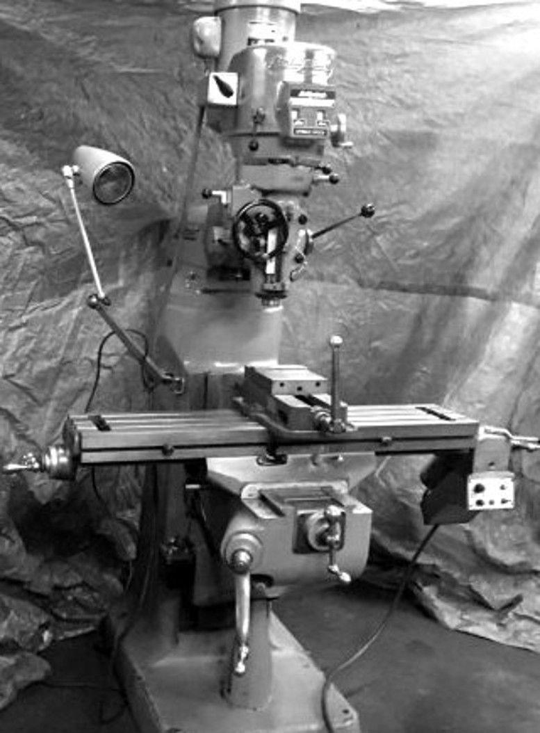 Recondition Bridgeport Milling Machine