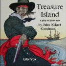Treasure Island: A Play in 4 Acts  Jules Eckert GOODMAN Mp3 CD Audiobook