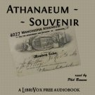 Athenaeum Souvenir  VARIOUS Mp3 CD Audiobook Poetry