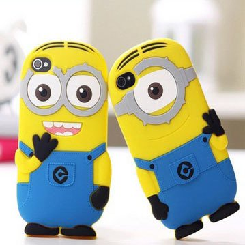 Despicable me Minions case for iphone 5