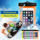 Waterproof Pouch Dry Case Cover For 5.5 inch Phone Camera Bags for IPHONE 4 4S 5 5S 6 6S PLUS