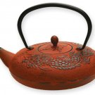 Red Dragon Teapot (Five Elements)