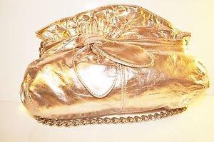 Loeffler Randall Gold Handbag