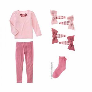 Girl Detective 4 pc LOT- Size 3-NWT's