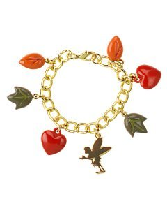 Harvest Leaves Charm Braclet