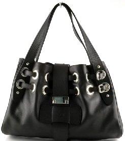 """rosella"" Italian Leather Shoulderbag"