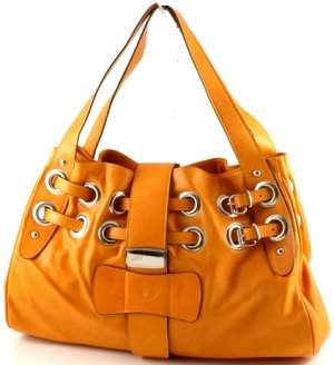 """rosella"" Italian Leather Shoulderbag"