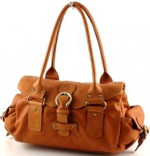 """alice"" Itallian Leather Shoulderbag"