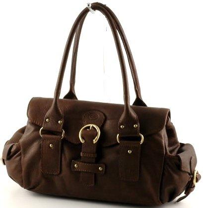 """alica"" Itallian Leather Shoulderbag"
