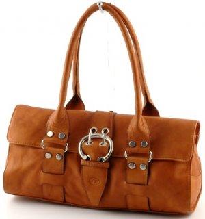 """amanda: Italian Leather Shoulderbag"